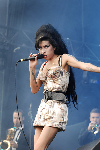Amy Winehouse「Amy Winehouse」:写真・画像(18)[壁紙.com]