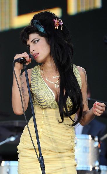 Amy Winehouse「Rock In Rio Madrid - Day 3」:写真・画像(18)[壁紙.com]