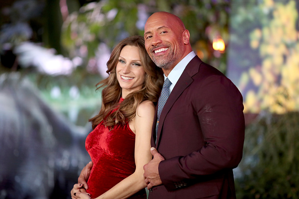 """Dwayne Johnson「Premiere Of Columbia Pictures' """"Jumanji: Welcome To The Jungle"""" - Arrivals」:写真・画像(6)[壁紙.com]"""