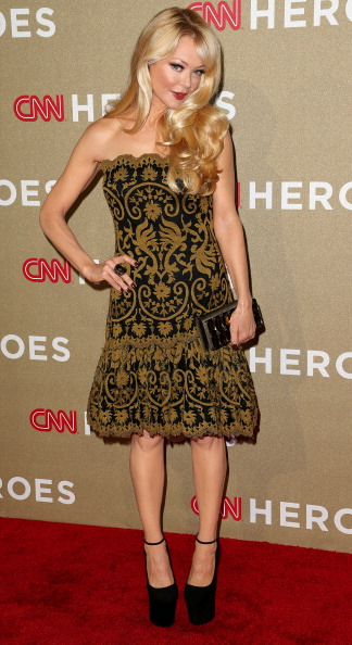 Scalloped - Pattern「CNN Heroes: An All Star Tribute - Arrivals」:写真・画像(9)[壁紙.com]