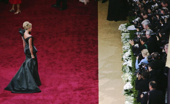 High Angle View「The 78th Annual Academy Awards - Arrivals」:写真・画像(15)[壁紙.com]