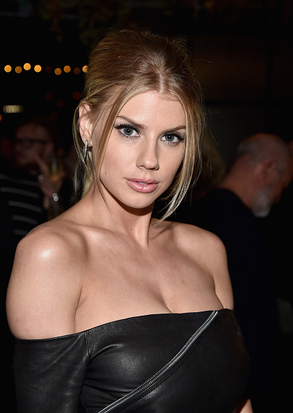 "Charlotte McKinney「Premiere Of Crackle's ""Mad Families""」:写真・画像(15)[壁紙.com]"