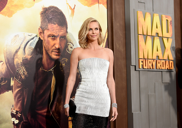 """Mad Max「Premiere Of Warner Bros. Pictures' """"Mad Max: Fury Road"""" - Red Carpet」:写真・画像(4)[壁紙.com]"""