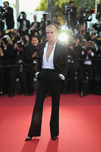 """The Last Face"" - Red Carpet Arrivals - The 69th Annual Cannes Film Festival:ニュース(壁紙.com)"