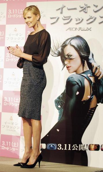 Asymmetry「Charlize Theron Promotes Aeon Flux In Tokyo」:写真・画像(4)[壁紙.com]