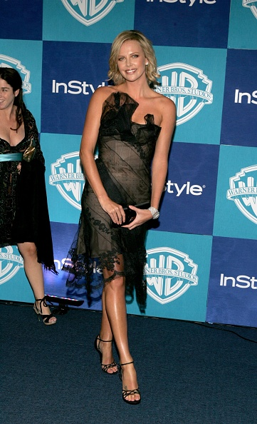 Block Shape「Warner Bros./InStyle Golden Globe After Party - Arrivals」:写真・画像(10)[壁紙.com]