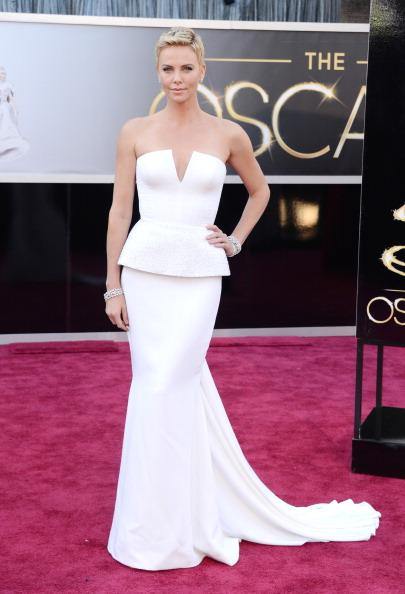 ドレス「85th Annual Academy Awards - Arrivals」:写真・画像(13)[壁紙.com]
