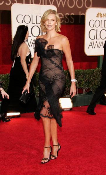 Block Shape「The 63rd Annual Golden Globe Awards - Arrivals」:写真・画像(8)[壁紙.com]
