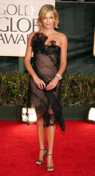 Tulle Netting「The 63rd Annual Golden Globe Awards - Arrivals」:写真・画像(11)[壁紙.com]