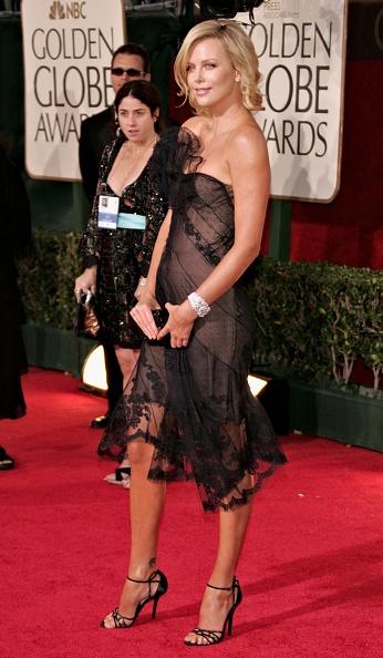 Block Shape「The 63rd Annual Golden Globe Awards - Arrivals」:写真・画像(9)[壁紙.com]