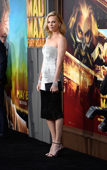 """Mad Max「Premiere Of Warner Bros. Pictures' """"Mad Max: Fury Road"""" - Arrivals」:写真・画像(12)[壁紙.com]"""