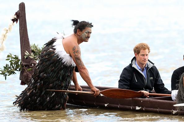 Wanganui - New Zealand「Prince Harry Visits New Zealand - Day 6」:写真・画像(16)[壁紙.com]