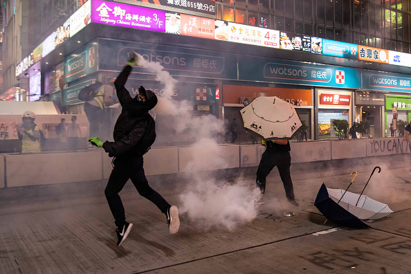 Billy H.C「Anti-Government Protests Continue in Hong Kong」:写真・画像(17)[壁紙.com]