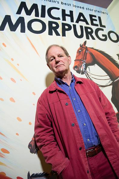 アート「'Michael Morpurgo: A Lifetime In Stories' Photocall」:写真・画像(6)[壁紙.com]
