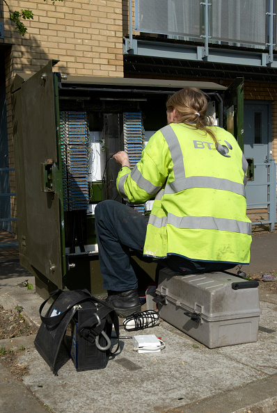 Reflective Clothing「BT Electrician working in electrical box」:写真・画像(17)[壁紙.com]