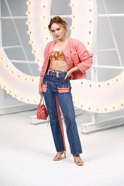 Spring Summer Collection「Chanel: Photocall - Paris Fashion Week - Womenswear Spring Summer 2021」:写真・画像(9)[壁紙.com]