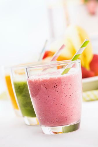 Kiwi「Fruit Smoothies」:スマホ壁紙(1)