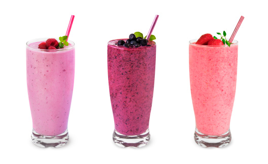 Blueberry「Fruit smoothies」:スマホ壁紙(8)
