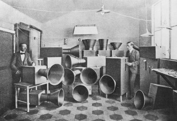 楽器「Luigi Russolo」:写真・画像(14)[壁紙.com]