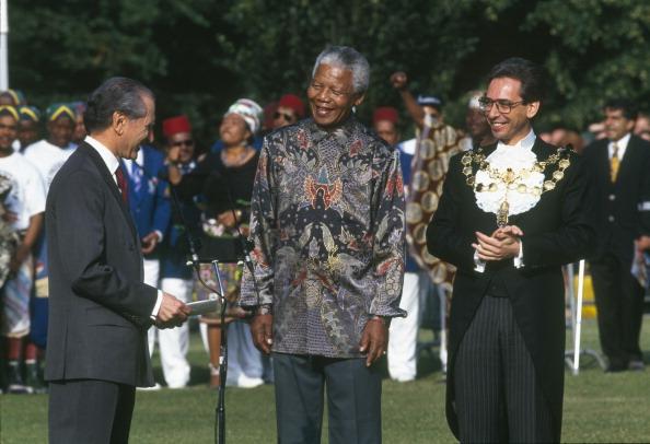 Tom Stoddart Archive「Nelson Mandela」:写真・画像(12)[壁紙.com]