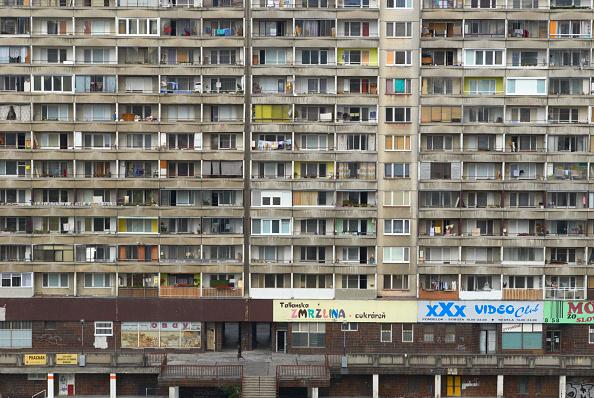 Full Frame「Communist era flats, Bratislava, Slovakia」:写真・画像(2)[壁紙.com]