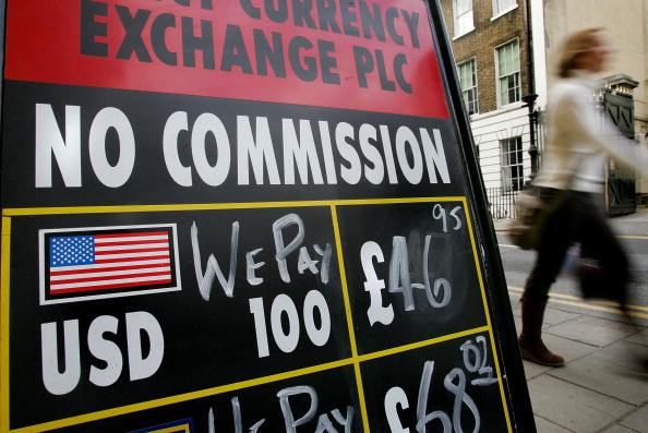 Dresser「Pound And Euro Have Pushed Even Higher Against The Dollar」:写真・画像(1)[壁紙.com]