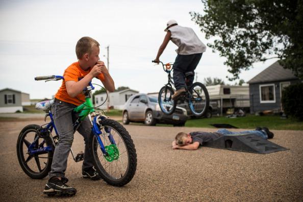 North Dakota「Oil Boom Shifts The Landscape Of Rural North Dakota」:写真・画像(17)[壁紙.com]
