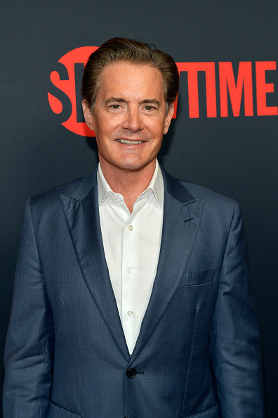 Kyle MacLachlan「Showtime Golden Globe Nominees Celebration - Arrivals」:写真・画像(13)[壁紙.com]