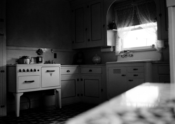 No People「Fitted Kitchen」:写真・画像(19)[壁紙.com]