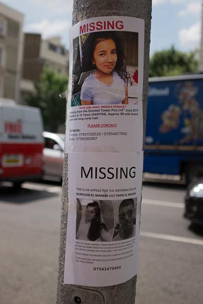 花「Missing Near Grenfell Tower」:写真・画像(5)[壁紙.com]