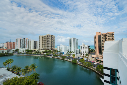 Miami Beach「の Collins Avenue にマイアミビーチ」:スマホ壁紙(15)