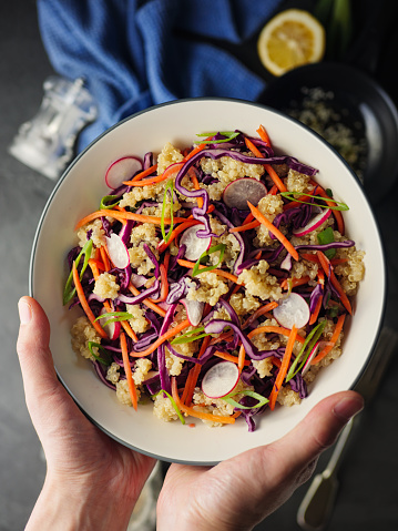 Quinoa「Healthy Vegan bowl」:スマホ壁紙(5)