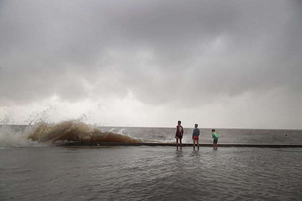 Outdoors「Tropical Storm Barry Drenches Southern Louisiana」:写真・画像(13)[壁紙.com]