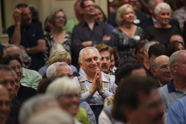 Naples - Florida「GOP Presidential Hopeful Newt Gingrich Holds Town Hall In Southern Florida」:写真・画像(0)[壁紙.com]