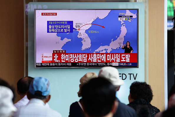 Watching TV「North Korea Launches Ballistic Missile Into Japanese Waters」:写真・画像(15)[壁紙.com]