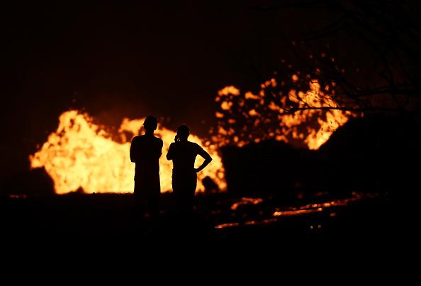 ベストオブ「Hawaii's Kilauea Volcano Erupts Forcing Evacuations」:写真・画像(5)[壁紙.com]