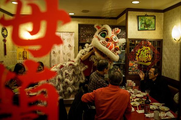 Chinese Culture「Yokohama China Town Celebrates Lunar New Year」:写真・画像(8)[壁紙.com]
