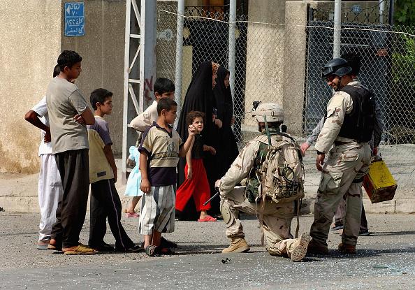 Explosive「Car Bomb Kills One Near Baghdad」:写真・画像(8)[壁紙.com]
