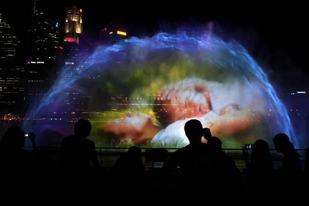 Marina Bay Sands Celebrates Grand Opening:ニュース(壁紙.com)