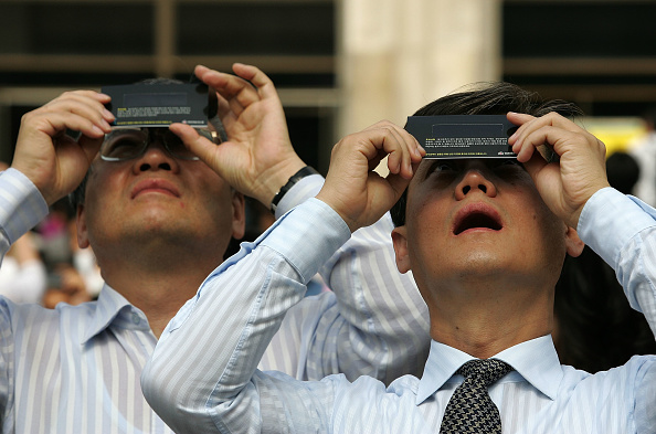 Solar Eclipse「The Solar Eclipse Is Observed In Asia」:写真・画像(19)[壁紙.com]