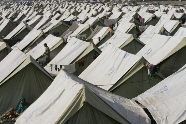 Back Lit「Winter Challenges Quake Survivors in Kashmir」:写真・画像(2)[壁紙.com]