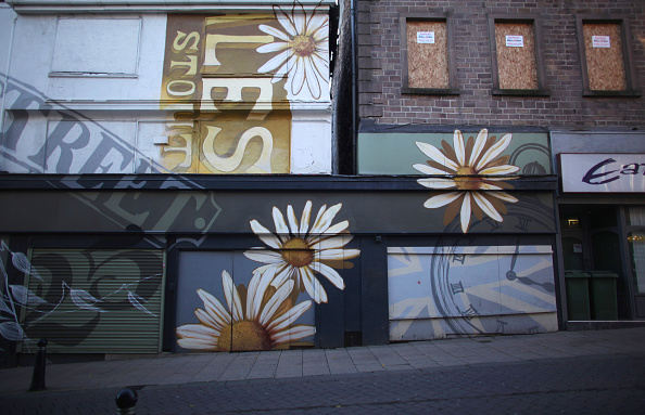 Boarded Up「Mary Portas Publishes Review On The State Of The UK High Streets」:写真・画像(10)[壁紙.com]