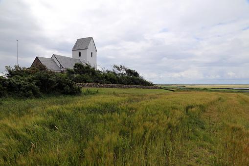 Danish Culture「church」:スマホ壁紙(10)