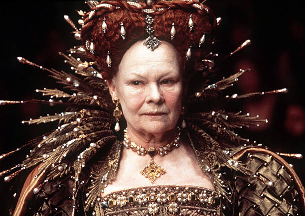 Judy Dench in Elizabeth:ニュース(壁紙.com)