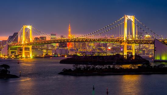 Tokyo Tower「Tokyo Bay」:スマホ壁紙(15)