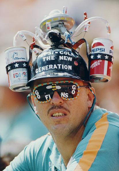 Pepsi「New York Jets vs Miami Dolphins」:写真・画像(11)[壁紙.com]