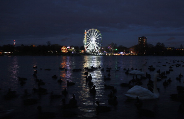 Oli Scarff「The 'Winter Wonderland' Attraction In Hyde Park」:写真・画像(17)[壁紙.com]
