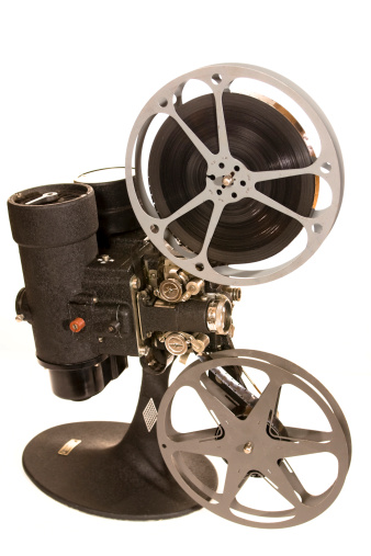 Film Projector「Antique Vintage 16 mm Movie Projector」:スマホ壁紙(16)