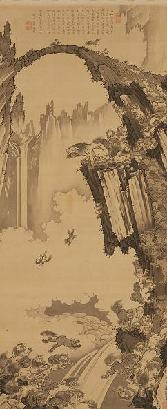 Lion Cub「Lions At The Stone Bridge Of Mount Tiantai」:写真・画像(19)[壁紙.com]