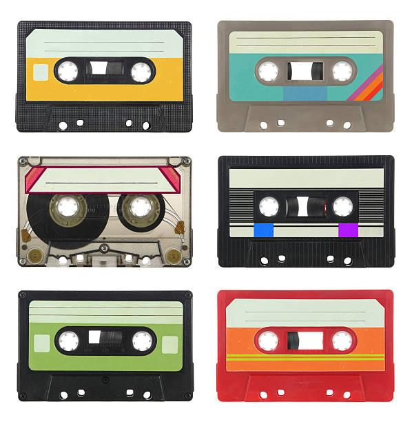 Audio cassettes:スマホ壁紙(壁紙.com)